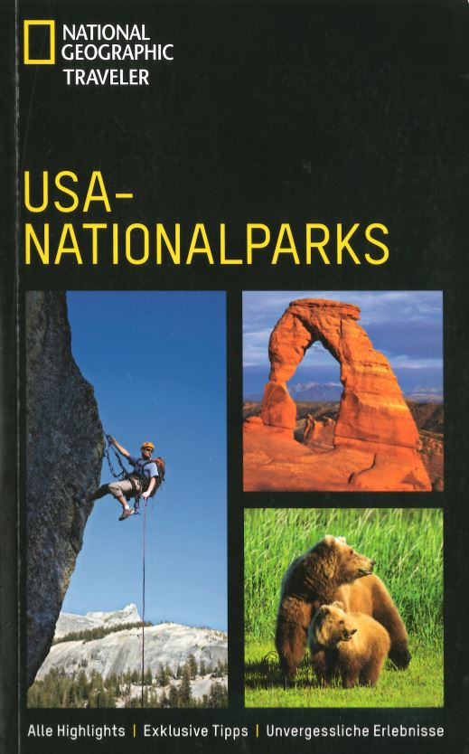 National Geographic USA Nationalparks